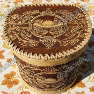 Короб на шарнире Хлеб-соль
