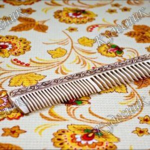 Расческа декорированная в ассортименте