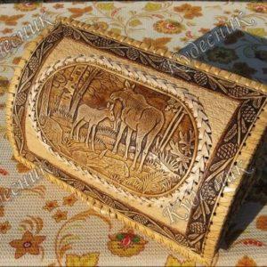 Хлебница на 1 булку Лосиный остров
