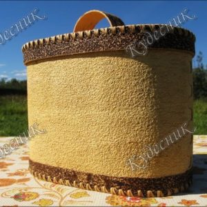 Хлебница овальная Лесная в ассортименте