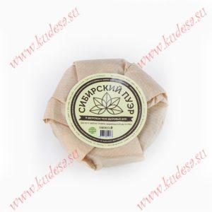 Сибирский Пуэр из сибирского ферментированного иван-чая (зеленый листовой) 45гр.