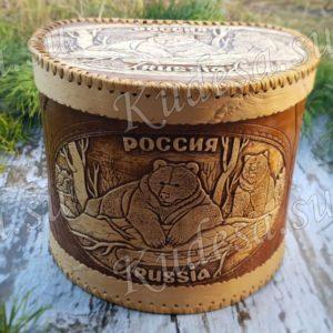 Короб на шарнире Русский медведь