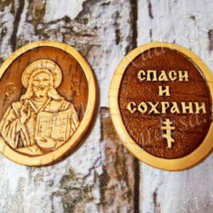 Икона карманная Иисус