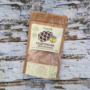 Кедрокофе Тропический с кокосовыми сливками и тростниковым сахаром 250г_
