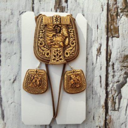 Набор Бижутерии Берёзка